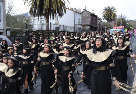 Brión celebra este domingo 1 de marzo o seu Concurso de Disfraces, que repartirá 2.760 € en premios e pechará o Entroido na comarca
