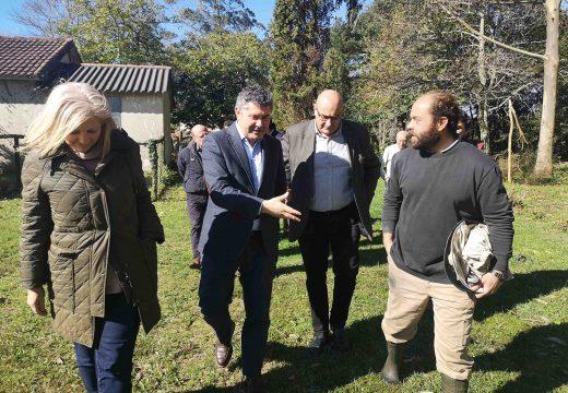 Ovidio Rodeiro informa que ata o 28 de febreiro se poden solicitar as axudas para a incorporación de mozos ao agro, plans de mellora e o desenvolvemento de pequenas explotacións