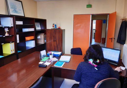 O Concello de Padrón estrea nova oficina para o servizo de orientación laboral