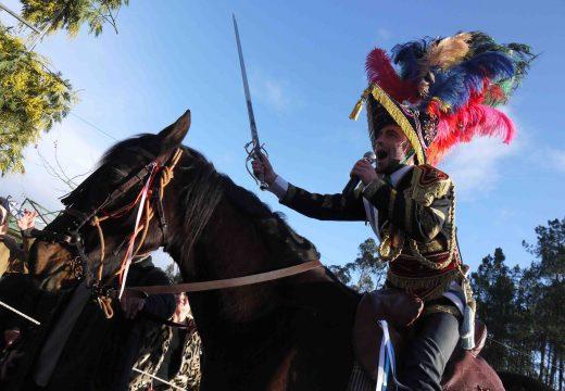 O 'xenerais da Ulla' de Bama reviven o próximo domingo, 16 de febreiro, o seu tradicional 'Domingo de Corredor'
