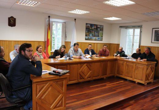 O Pleno de Frades aproba por unanimidade solicitar xunto a Ordes e Mesía un obradoiro de emprego de case 400.000 euros