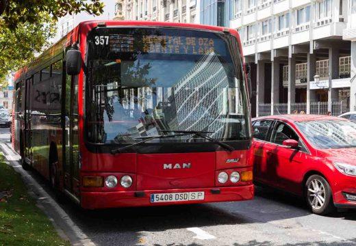 O concello amplía o percorrido da liña de bus 2A nas Xubias en resposta ás peticións da veciñanza