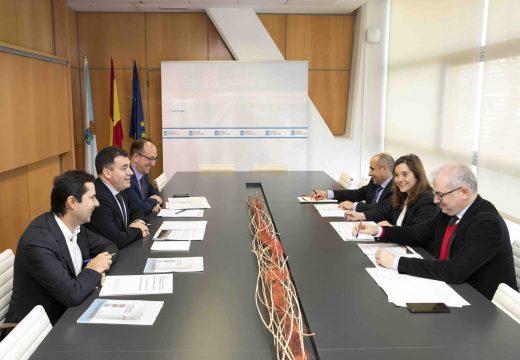 Concello e Xunta pactan a celebración dun concerto en Riazor como antesala do Xacobeo 2021