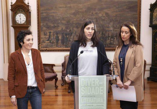 O concello e a Asociación LES Coruña coorganizan o I Congreso sobre a Diversidade Afectivo-Sexual na Literatura da cidade