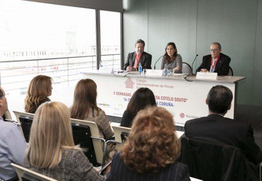 """A alcaldesa destaca a necesidade de traballar todos xuntos na construción dunha Coruña """"máis viva, amable e accesible"""""""