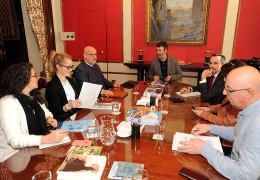 A Coruña acollerá a próxima reunión de traballo dos municipios do Eixo Atlántico