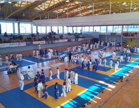O judo galego reúnese este sábado entre Fene no «Xogajudo» e na cuarta xornada da «Liga Galicia Rías Baixas»