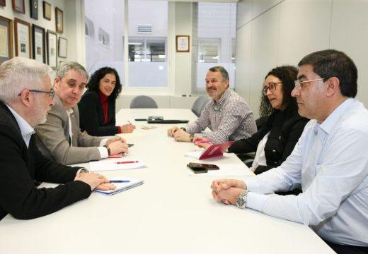 A Deputación da Coruña colaborará na renovación do material das agrupacións de Protección Civil da provincia