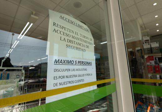 O Concello de San Sadurniño recorda as recomendacións de hixiene á hora de facer a compra e insiste na necesidade de permanecer na casa