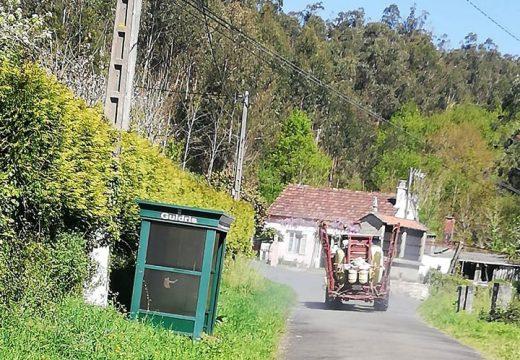 O Concello de Brión amplía ás aldeas de todo municipio as tarefas de limpeza e desinfección