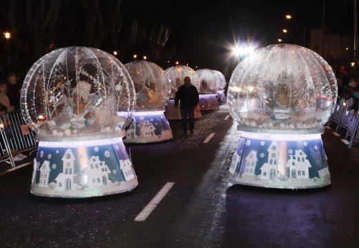 """O grupo """"A maxia do inverno"""" (Tomiño) gaña o primeiro premio do XXXVI Concurso-Desfile """"Rally París–Dakar"""""""