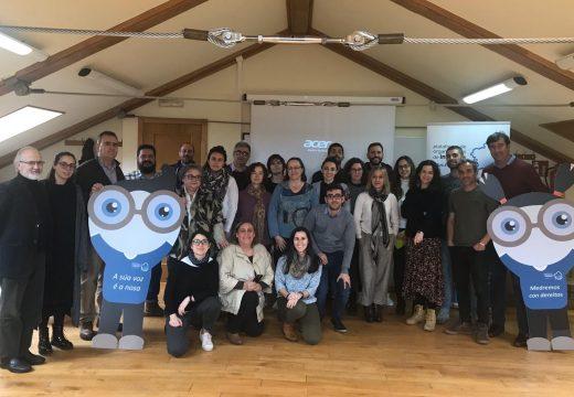 A Plataforma de Infancia de Galicia representa xa a 30 entidades do terceiro sector que traballan coa infancia