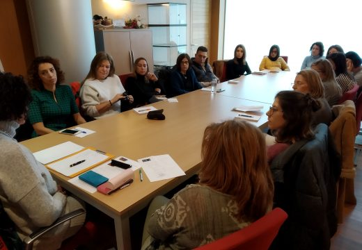"""Montserrat González, nova presidenta de ASOCIM: """"A nosa prioridade segue a ser a defensa da consolidación dos postos de traballo dos Centros de Información á Muller"""""""