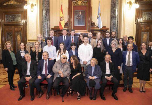 """Inés Rey: """"Non facemos máis que oficializar o que se sente nas rúas da Coruña"""""""