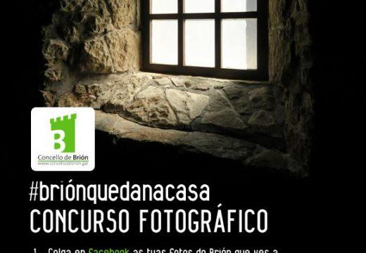 O Concello de Brión pon en marcha o concurso fotográfico #briónquedanacasa