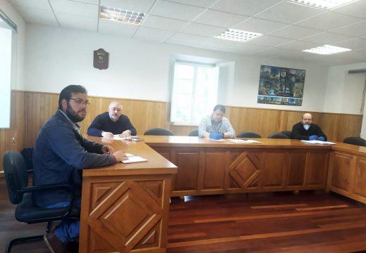 Os voceiros dos tres grupos municipais de Frades incorpóranse á Comisión Municipal de Seguimento do COVID-19