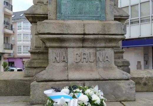O Concello depositará flores no monumento en homenaxe aos Mártires de Carral