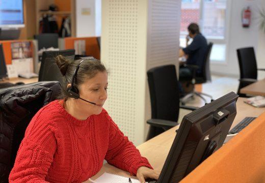 O servizo de atención cidadá do 010 atendeu 22.515 chamadas desde a declaración do estado de alarma
