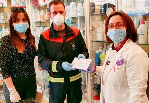 O Concello de Noia entregará 1.800 máscaras de protección aos veciños e veciñas maiores de 65 anos