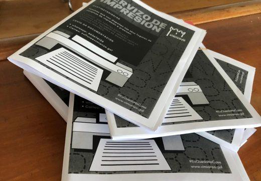O Concello de Vimianzo arranca o servizo de copias de tarefas escolares e outros documentos