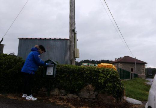 O Concello de Vimianzo incrementa o número de solicitudes nos servizos de entrega a domicilio