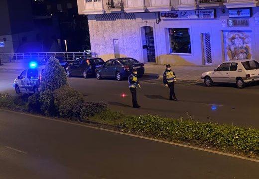A Policía Local de Fene remitiulle á Delegación do Goberno unha quincena de denuncias por saltar o confinamento