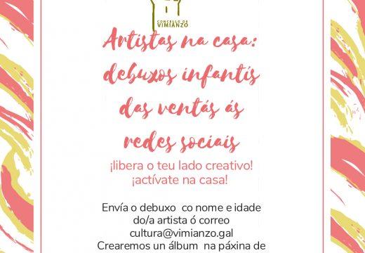 O Concello de Vimianzo busca as creacións artísticas da rapazada coa actividade