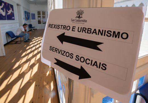 O Concello de San Sadurniño lembra que as xestións presenciais deben facerse con cita previa