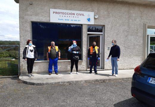 Doazón a Protección Civil