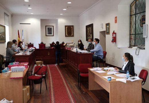 O Concello de Noia envía por Correos máis de 11.000 máscaras de protección para aos veciños e veciñas do municipio