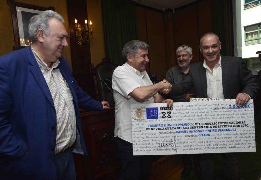 Convocada a oitava edición do Concurso de Novela Curta Cidade Centenaria de Ribeira