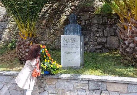 O Concello de Lousame volve reivindicar un Día das Letras Galegas para Diego Antonio Zernadas de Castro, o cura de Fruíme