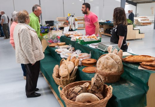 O Concello de Moeche traballa para reabrir o mercado o sábado 16 de maio e prevé que as feiras mensuais poidan retomarse en xuño