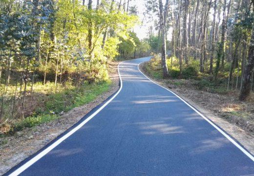 O Concello de Noia mellora o camiño de Vilaverde a Paradela por máis de 47.000 euros