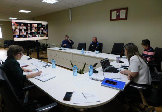 O Concello de Vimianzo e os representantes do comercio e hostalería celebran a primeira videoconferencia para tratar o desescalamento