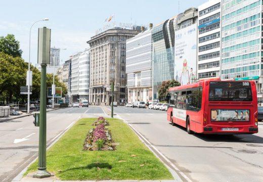 O servizo de transporte urbano incrementará un 30% a súa oferta actual a partir do luns
