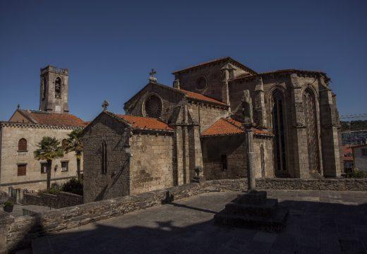 A Xunta adxudica por preto de 350.000 euros a restauración da Igrexa de San Francisco de Betanzos