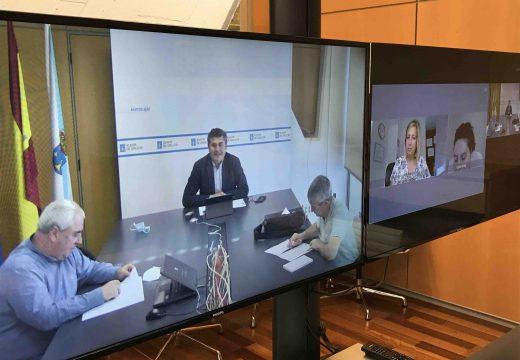 Educación licita por case 900.000 € a rehabilitación integral do CEIP Ramón de Artaza y Malvárez (Muros)