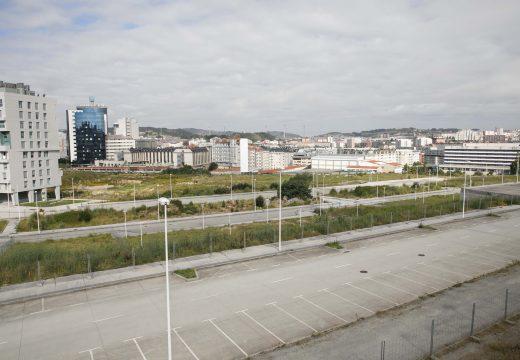 Luz verde á licitación do proxecto de construción dun edificio de vivendas que o concello promove no Parque Ofimático