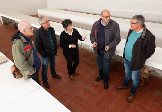Deputación aproba unha axuda de 103.500 euros para as obras do Centro de transformación alimentaria