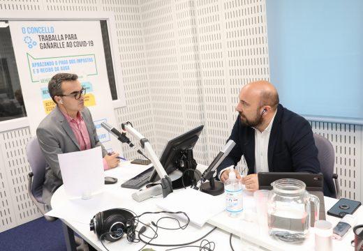 Jose Manuel Lage: «A política pode e debe ser útil. A reconstrución require que poñamos todo sobre a mesa»
