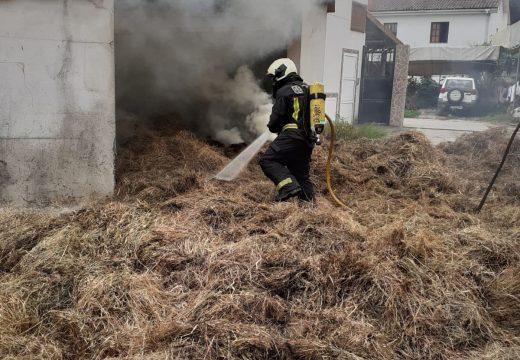Efectivos da Garda Civil e Policía Local continúan a busca dun touro de lidia pola parroquia de Bastavales (Brión)