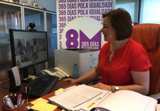 A Xunta ten en marcha un plan de reforzo de atención ás vítimas de violencia de xénero durante o estado de alarma e mantén todas as axudas e recursos destinados ao seu apoio