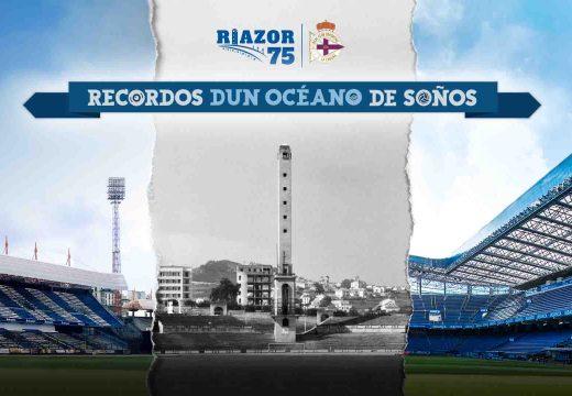 """A mostra """"Riazor 75: recordos dun océano de soños"""" abrirá as súas portas o 18 de xuño no Quiosco Alfonso"""