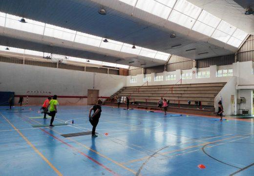 O Concello de Lousame reinicia as clases de ximnasia de mantemento para adultos