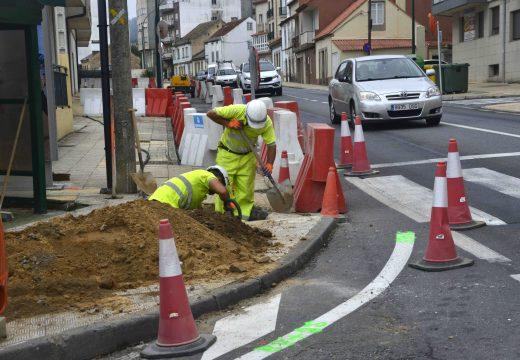 Un total de 31 ofertas presentadas á renovación da Avenida da Coruña entre o Caramecheiro e a Praza dos Estudantes