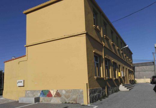 Licitadas as obras para a mellora da envonvente térmica e o acceso da Antiga Escola Unitaria de Corrubedo
