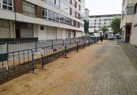 O Concello de Fene ten en marcha a licitación de máis de 1.112.000 euros en obras