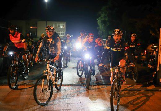 San Sadurniño abre o prazo de inscrición na ruta BTT nocturna do sábado 27 de xuño