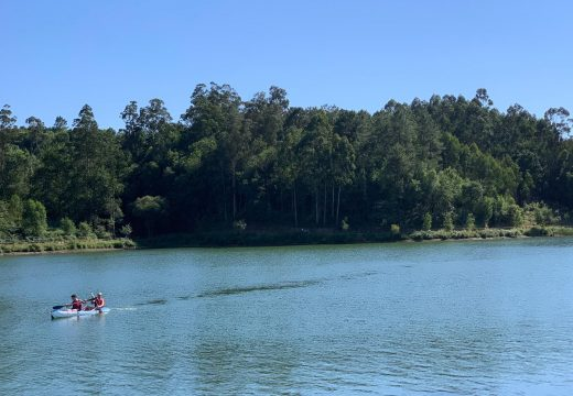 O Concello de Abegondo estreou hoxe a súa nova oferta de actividades ao aire libre no parque fluvial de Beche